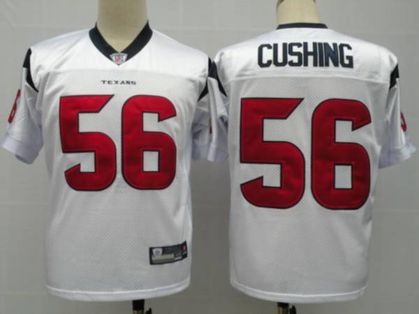 Texans #56 Brian Cushing White Stitched NFL Jersey | BestJersey.cc